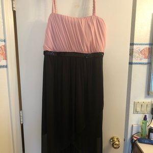 20W Chiffon Dress
